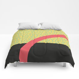 Memphis Style N°4 Comforters