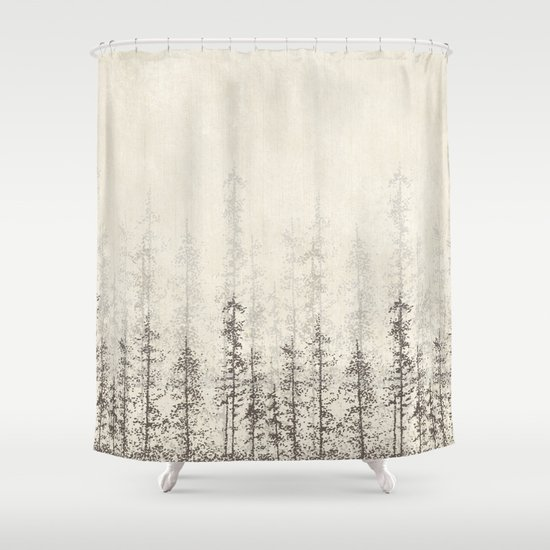 Nature Shower Curtains | Society6