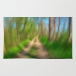 Spinning Sycamore Trail Rug