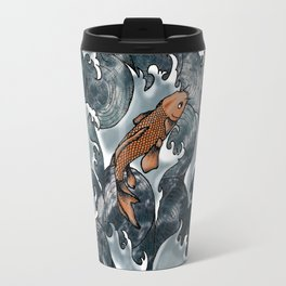 Ocean Fish Travel Mug