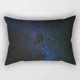 Night Sky (Color) Rectangular Pillow