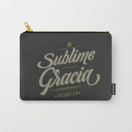 Sublime Gracia Carry-All Pouch