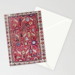 Shekarlu Qashqa'i Fars Southwest Persian Carpet Print Stationery Cards