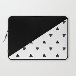 Triangle and triangles Laptop Sleeve