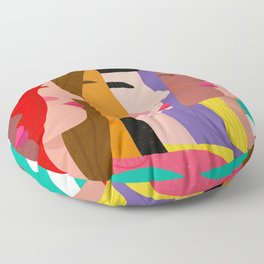 Women Floor Pillow