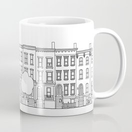 blocks of Brooklyn Coffee Mug