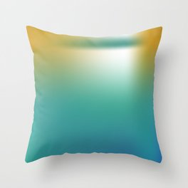 Intertidal 002 Throw Pillow