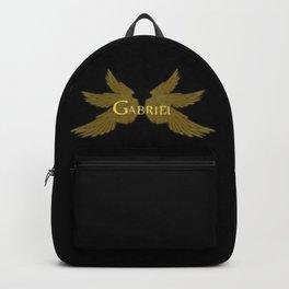Archangel Gabriel Wings Backpack