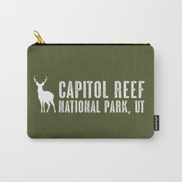 Deer: Capitol Reef, Utah Carry-All Pouch