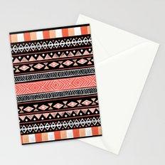 Mojave Black Stationery Cards