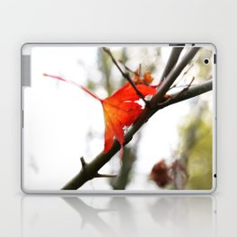 Fallen Leaves Laptop & iPad Skin