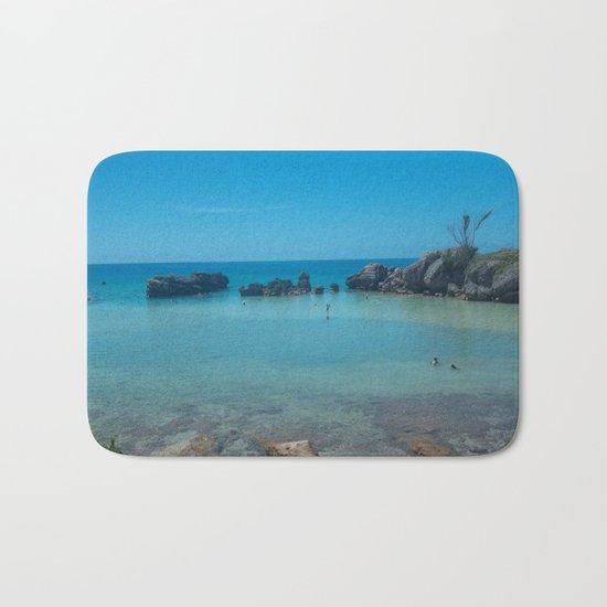 Bermuda Beach 2 Bath Mat