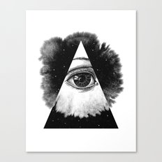 The Eye In The Sky Canvas Print
