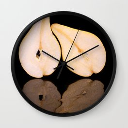 Nice Pair   :-) Wall Clock