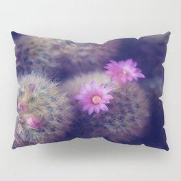 Little Cactus Flowers Pillow Sham