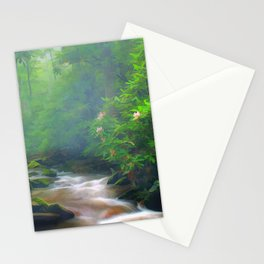 Summer Fantasy Stationery Cards