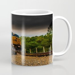 Storm Train Coffee Mug