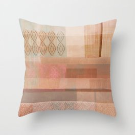 Moroccan Spice Throw Pillow