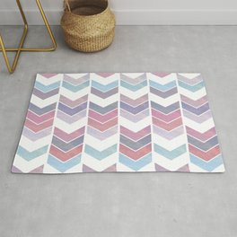 Colorful arrows pattern Rug