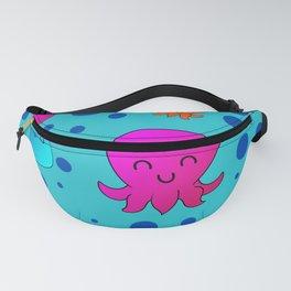 Cute Octopus Fanny Pack