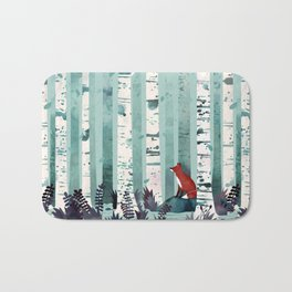 The Birches Bath Mat