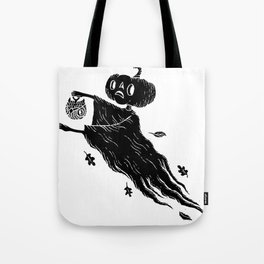 The Spectre of Autumn Tote Bag