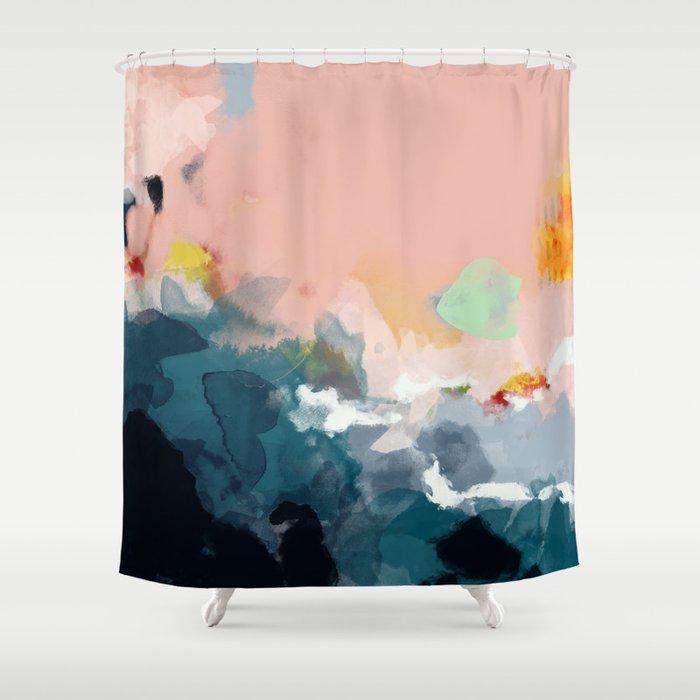 la mer Shower Curtain