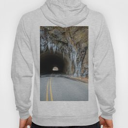 Icy Tunnel Pass If You Dare Hoody