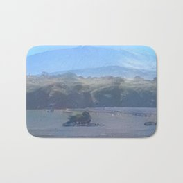 Arctic Mount Brocken Bath Mat
