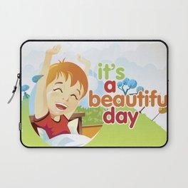 Beautiful Day Laptop Sleeve