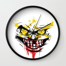 le junk mouse xd Wall Clock