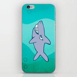Tiburon iPhone Skin