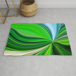 How Green Is My Valley Rug