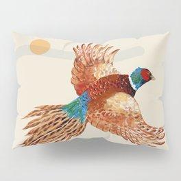 male pheasant Pillow Sham