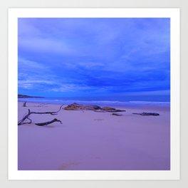 Before the Storm on the Kimberley Coast Art Print