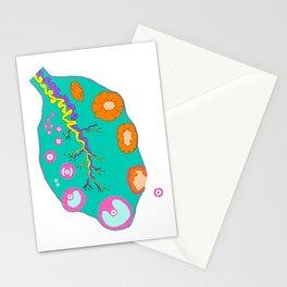 Ovary Stationery Cards