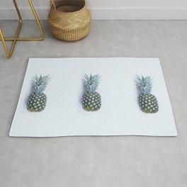 pineapple trio Rug