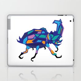 Brain Matter Beetle Laptop & iPad Skin