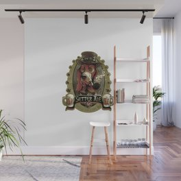 RED SETTER IRISH ALE Wall Mural