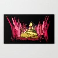 oz Canvas Prints featuring Oz by Jose Luis
