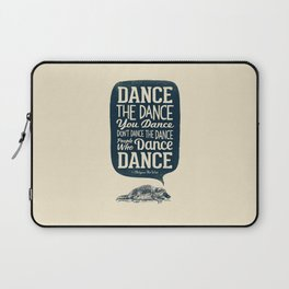 Platypus The Wise Laptop Sleeve