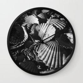 Shell-shocked Wall Clock