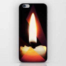 Tri-Flame iPhone Skin