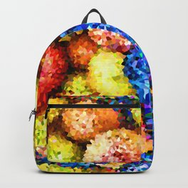 crystallized fruits Backpack