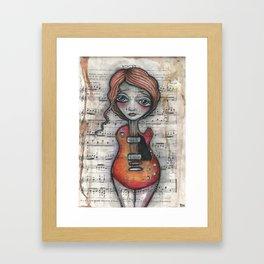 """""""Minuet""""  Framed Art Print"""