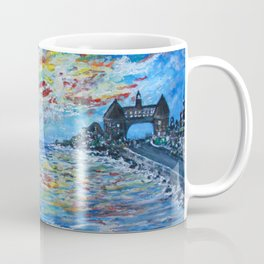 Narragansett Towers R.I. Coffee Mug