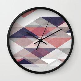 Nordic Combination I Wall Clock