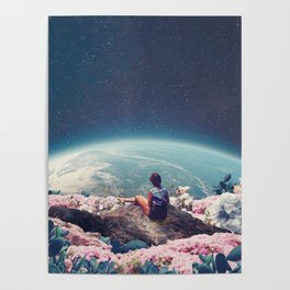 My World Blossomed when I Loved You Poster