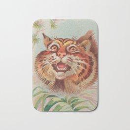 American Wild Cat by A&G Bath Mat