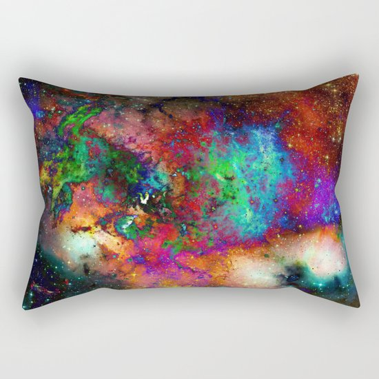 Everything is nothing 6 (therefore it was beautiful) Rectangular Pillow